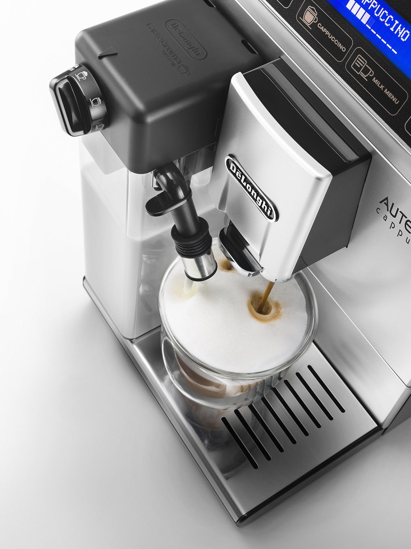 DeLonghi ETAM 29.660.SB Autentica Cappuccino Test
