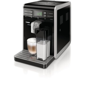 Kaffeevollautomat Testsieger Stiftungwarentest 1 - Saeco HD8769 Moltio Seite