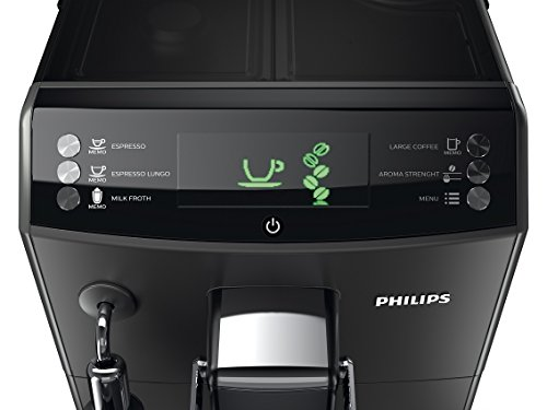philips hd884401 4000 serie kaffeevollautomat coffeeswitch automatischer milchaufschumer schwarz 0 2. Black Bedroom Furniture Sets. Home Design Ideas