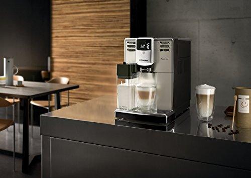 Saeco-HD891701-Incanto-Kaffeevollautomat-AquaClean-integrierte-Milchkaraffe-silber-0-8
