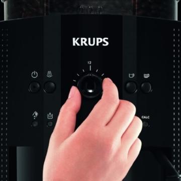 Krups EA8108 Bedienung