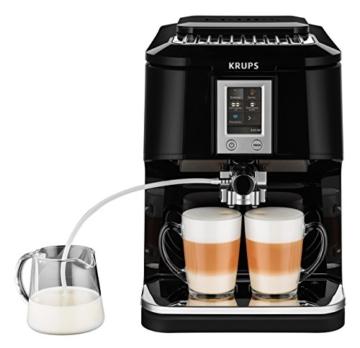 Krups EA8808 Test