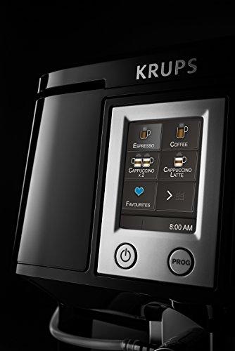 Krups EA8808 Display