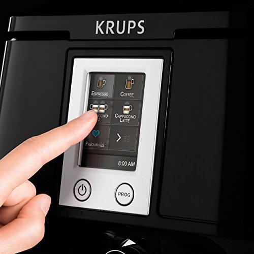 Krups EA8808 Bedienung