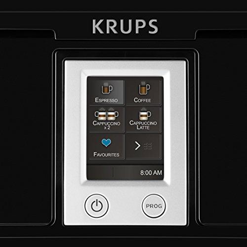 Krups EA8808 Displayansicht