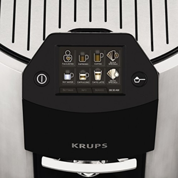 Krups EA9010 Display