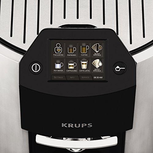 Krups EA9010 Display