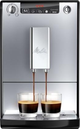 Melitta Caffeo Solo Test