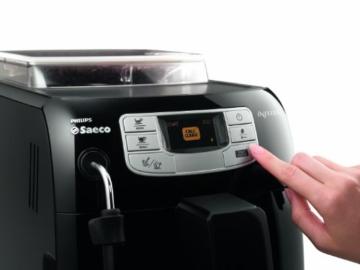 Saeco HD8751 Bedienung